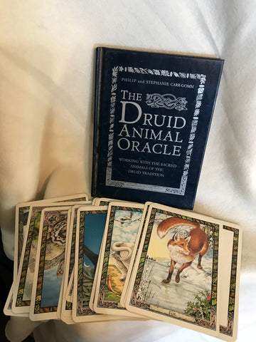 Druid Oracle Card Set