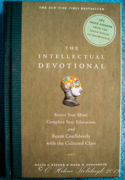 """The Intellectual Devotional"""