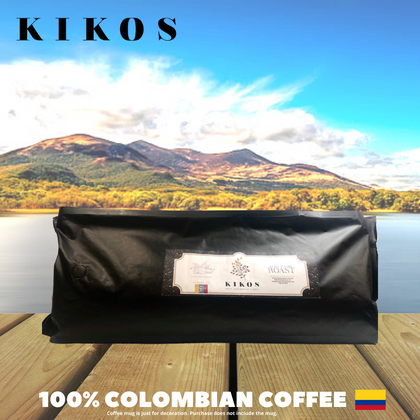 Kikos 100% Colombian Coffee - Free Shipping