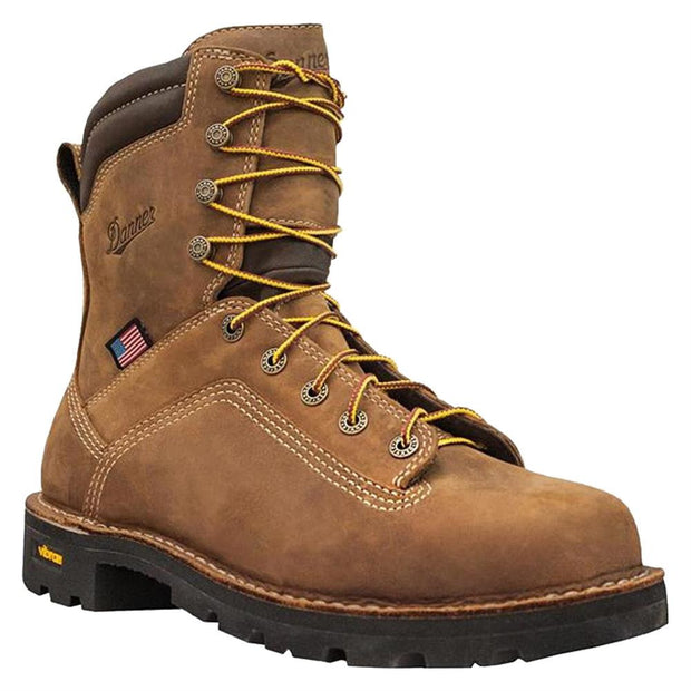 Danner Quarry GoreTex Vibram 8 Inch Boot (Made in USA)