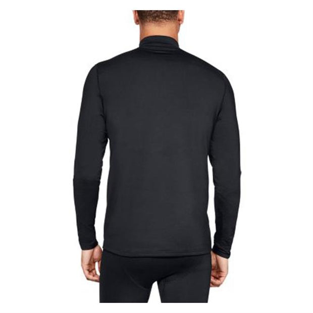 Under Armour Cold Gear Reactor Tactical Mock Neck | Black