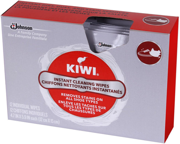 KIWI Shoe Care Wipes