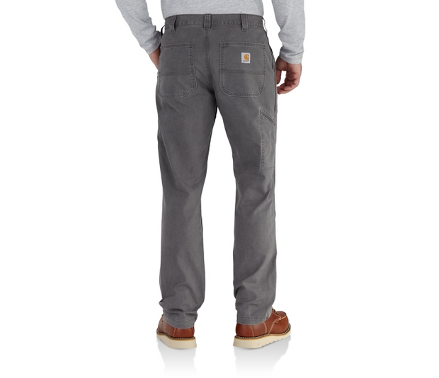 Carhartt Rugged Flex Rigby Dungaree Relaxed | Gravel or Peat or Dk Khaki