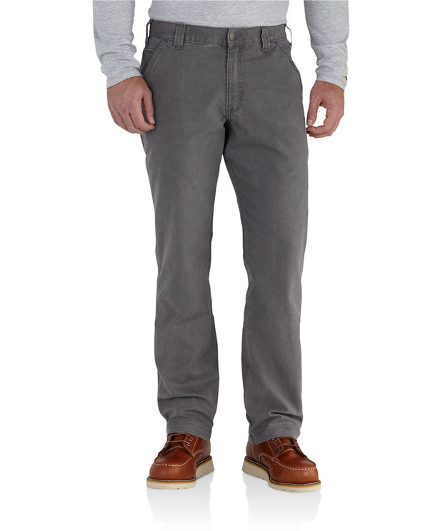 Carhartt Rugged Flex Rigby Dungaree | Gravel