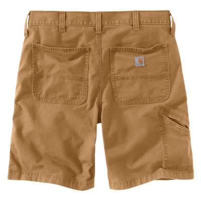 Carhartt Rugged Flex Rigby Short |   Hickory