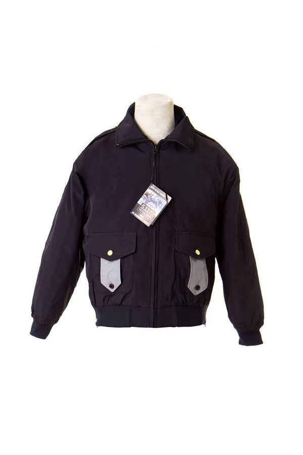 5.11 NYPD Winter Jacket with Patches & Removable Fleece Liner