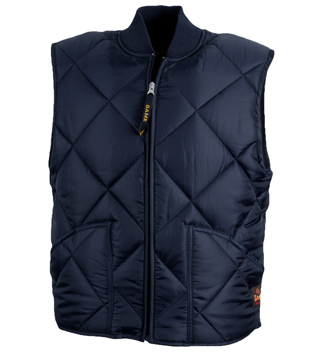 The Finest Quilted Vest | Multiple Colors