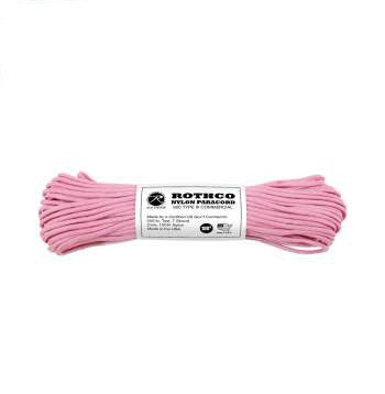 Nylon Paracord Type III 550 LB 100FT | 22 Colors