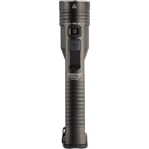 USB Rechargeable Stinger 2020 up to 2000 Lumens Flashlight