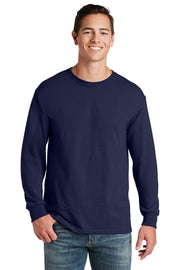 Long Sleeve 50/50 Poly Cotton Dr-Power Tee Multiple Colors