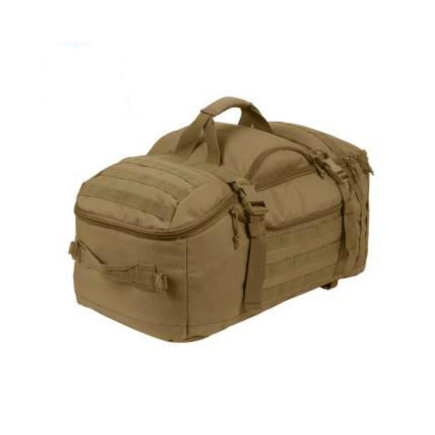 3-In-1 Convertible Mission Bag | Multiple Colors