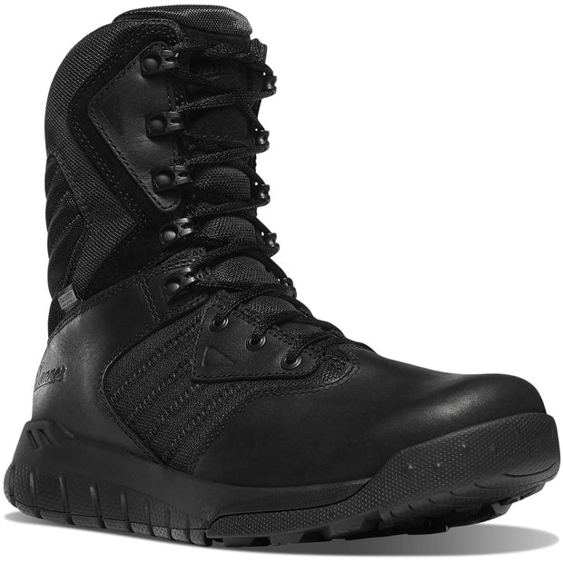 "Instinct 8"" Side Zip Blood Bourne Pathogen Waterproof Boot"