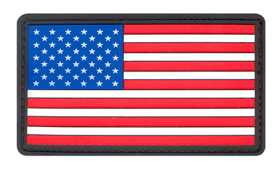 American Flag Patch Velcro | Rubber