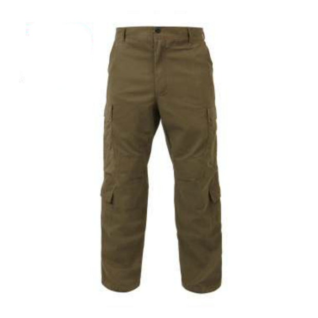 Vintage Camo Paratrooper Fatigue Pants | Solid | Multiple Colors