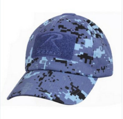Tactical Operator Cap  | Sky Blue Digital