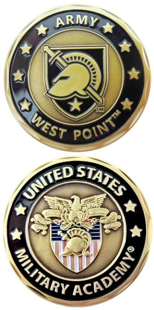 West Point Challenge Coin