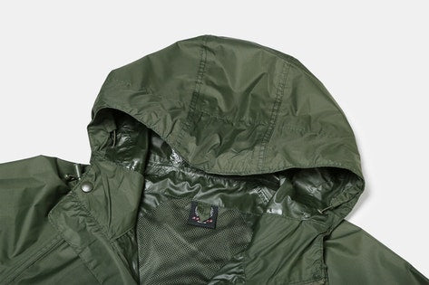Rothco Packable Rain Jacket | Olive