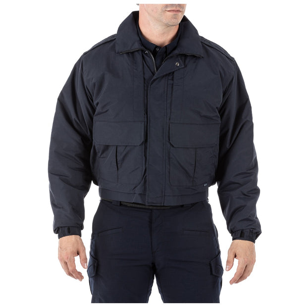 5.11 Double Duty Jacket in Navy