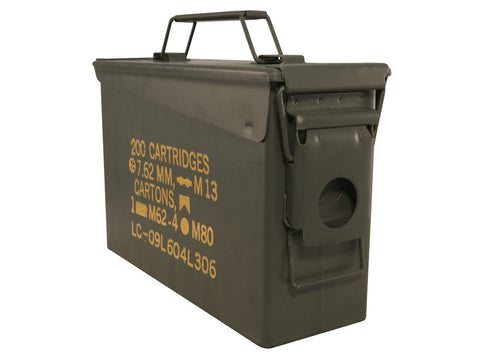 NEW! Ammo Can | .30 cal