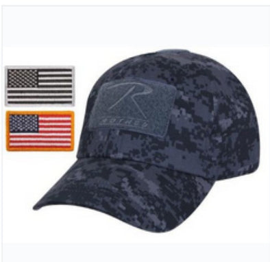 Tactical Operator Cap  | Midnight Digital