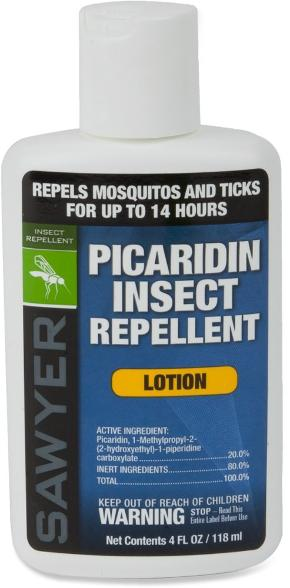 Sawyer Picaridin Insect Repellent Lotion - 4 fl. oz.