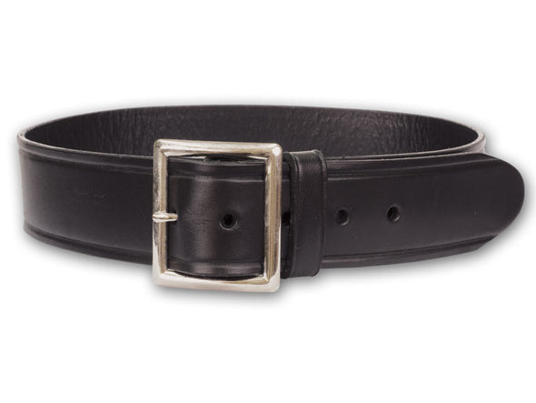 1 3/4 Inch Garrison Belt with Black or Chrome Buckle