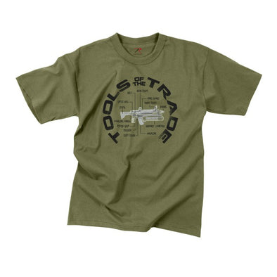 Vintage 'Tools Of The Trade' T-Shirt