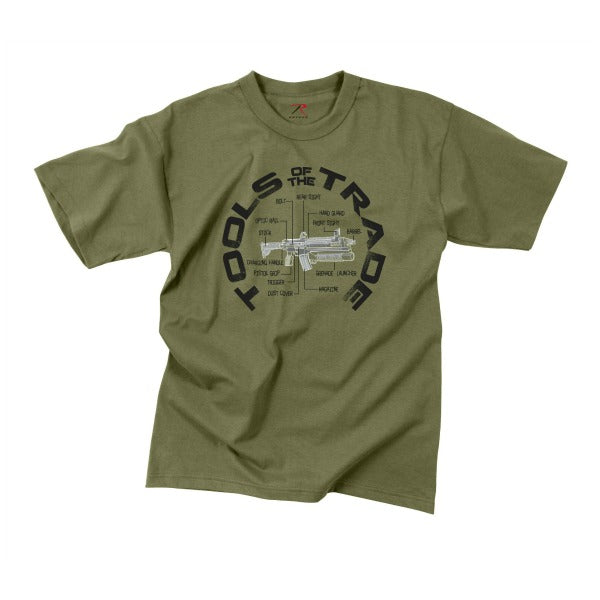 'Tools Of The Trade' T-Shirt