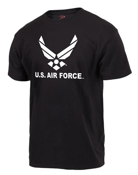 'US Air Force' Emblem T-Shirt