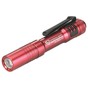 Microstream USB Rechargeable Flashlight Red