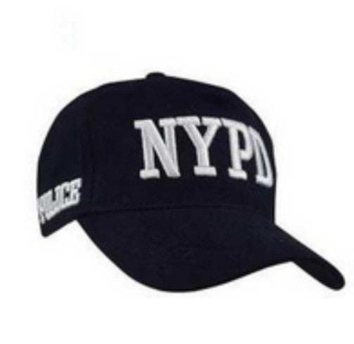 Licensed NYPD Adjustable Cap