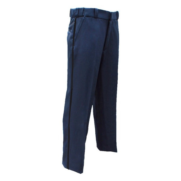 "NYPD Tact Squad Admin Trouser with 1.25"" Black Supervisor Braid"