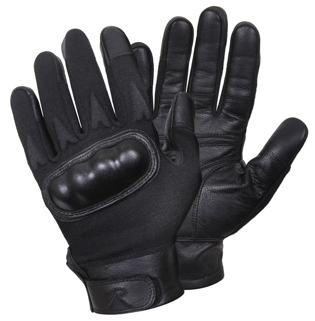 Hard Knuckle Cut and Fire Resistant Gloves