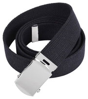 Military Cotton Web Belt | One Size (up to 52) | Multiple Colors