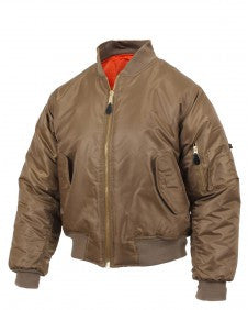 MA-1 Flight Jacket | Coyote