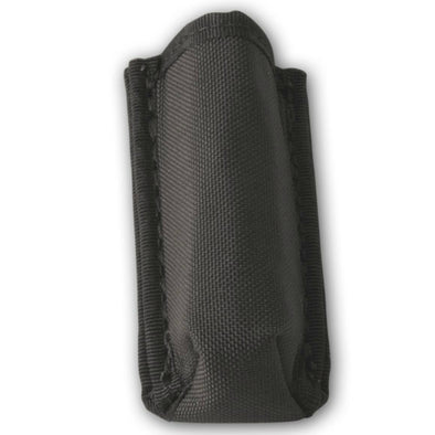 Open Top Strion Flashlight Case | Nylon | Black