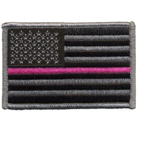 Thin Line Patches | Velcro | Multiple Colors