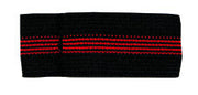Mourning Bands | Plain, Blue Line, Red Line