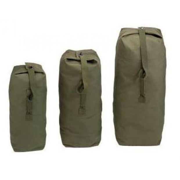 Heavyweight Top Load Canvas Duffle Bag | Multiple Colors and Sizes