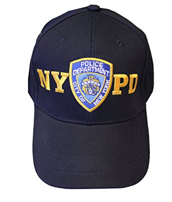 Officially Licenced NYPD Ball Cap | Navy