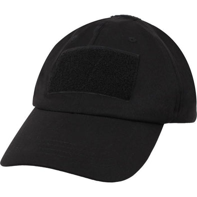Soft Shell Operator Cap | Black