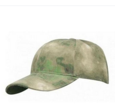 Battle Rip 6 Panel Hat | Camo