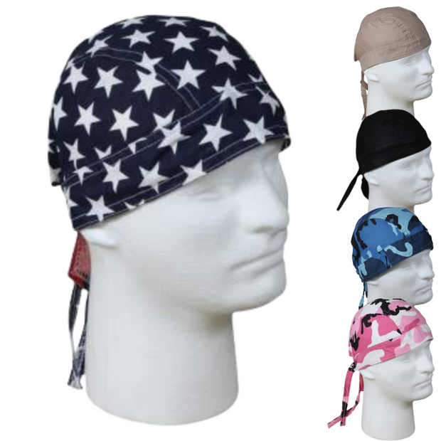 Multi Purpose Head Cover / Scrub Cap