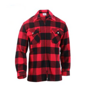 Conceal Carry Flannel Shirt Jac