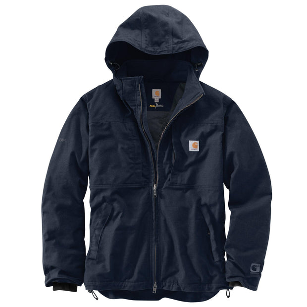 Carhartt Full Swing Cryder Jacket in Navy