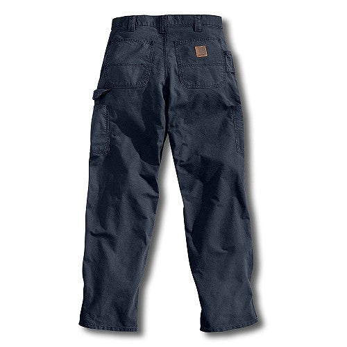 Carhartt Lightweight Original Fit Canvas Work Dungaree | Navy