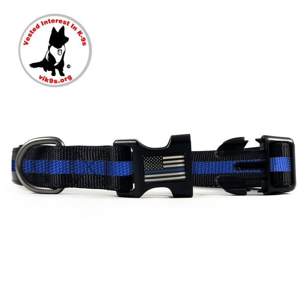 Thin Blue Line Collar