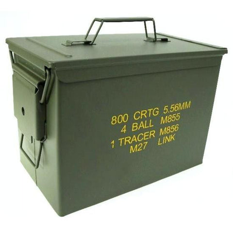 NEW! Ammo Can | FAT .50 cal