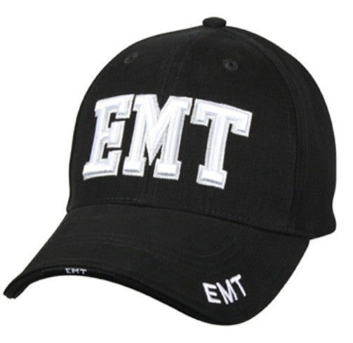 Low Profile Insignia Hat | EMT | Navy