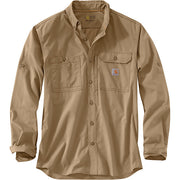 Carhartt Force Ridgefield Solid Long Sleeve Shirt | Multiple Colors